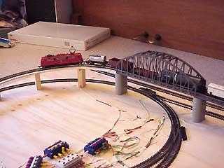 Felix Modellbahn Gleisplan Spielanlage